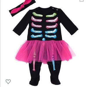 Other - Baby skeleton costume